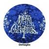 MERRY CHRISTMAS rug runner 67x105 cm.