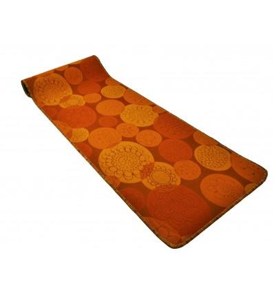 Medaglioni point 50 cm wide kitchen rug.