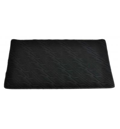 Dark 3D tappeto cucina largo 68 cm.
