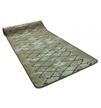 Rombo point 68 cm wide kitchen rug.