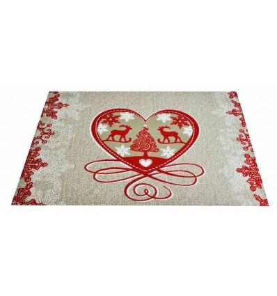 resin coated carpet off 1 mt.