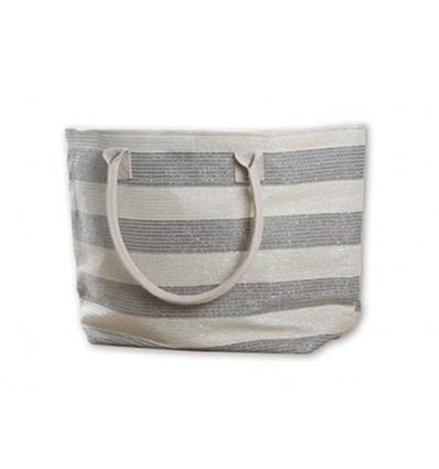 Shopping bag beach bag LUREX