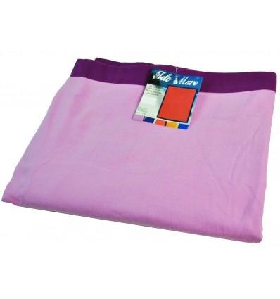 Maxi beach towel microfibre 155x170 cm.