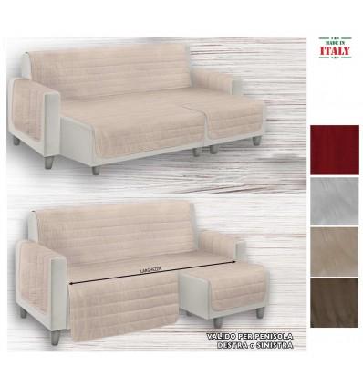 Tapizado sofá con chaise longue RELAX