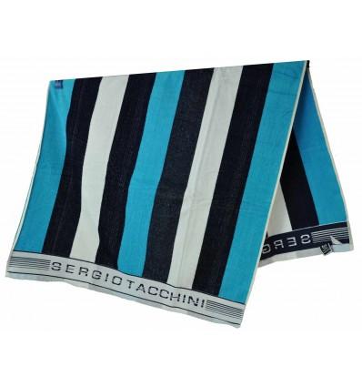 Towel sponge 90x165 cm. SERGIO TACCHINI RIGHE