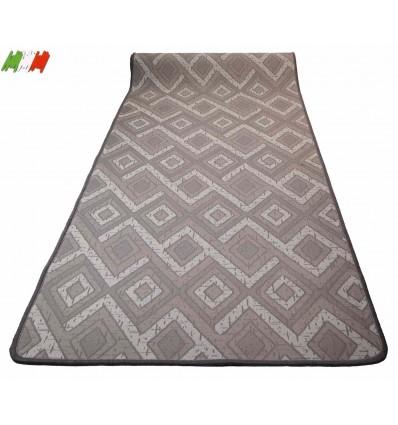 Multi-use non-slip wide mat 67 cm. ROMBI LISCIO