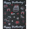 Lane rug tailored cut to live SILUETTE PARTY