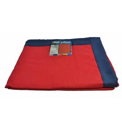 TeloMare maxi 2 posti ,Colore rosso e blu