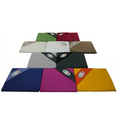 Bag covers with harmony two-tone pillowcases