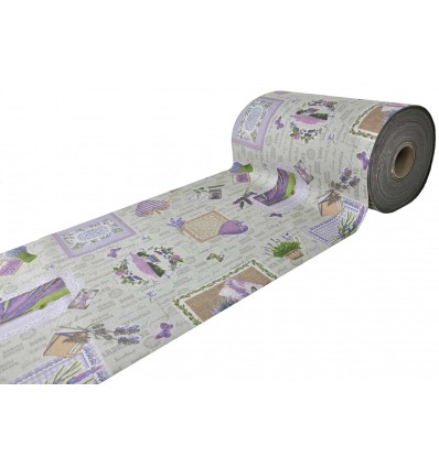 Stain-resistant rubber mat SUSANNA