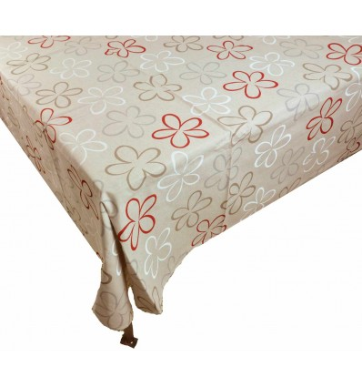 Fiorellone tablecloth various sizes