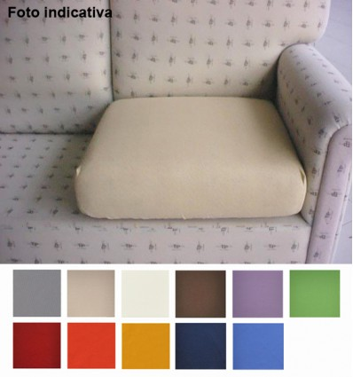Antimacchia cover sitting 3 seater sofa