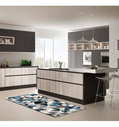 Gem kitchen lane cinigliato rug