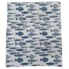 Square and rectangular tablecloth cotton PESCIOLINI