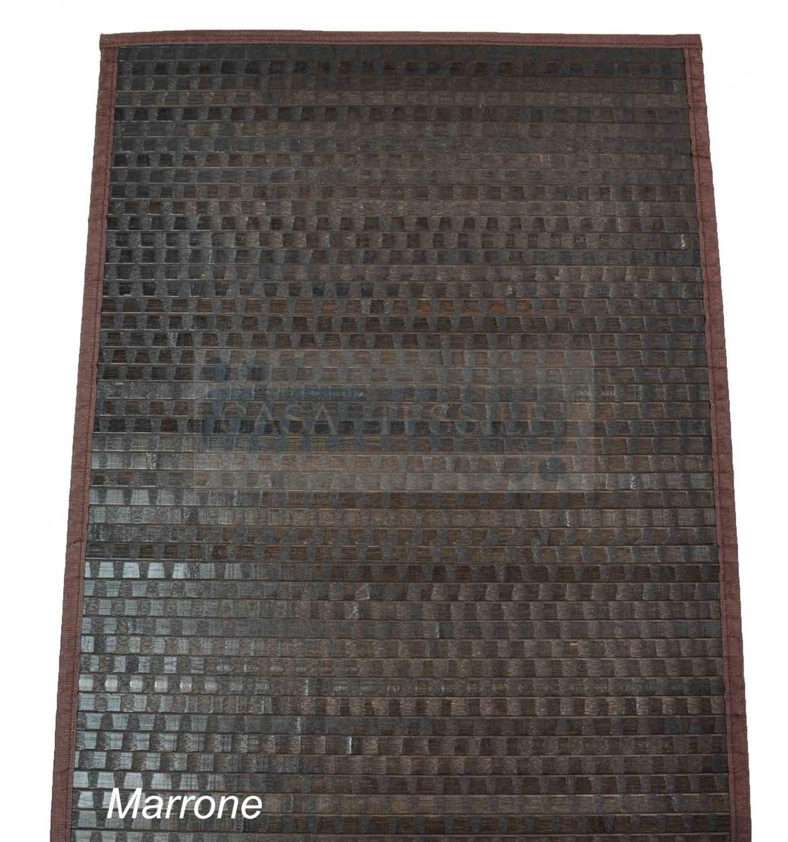 Bamboo-Tamburato-tappeto-passatoia-cm-160x230 Indexbild 6