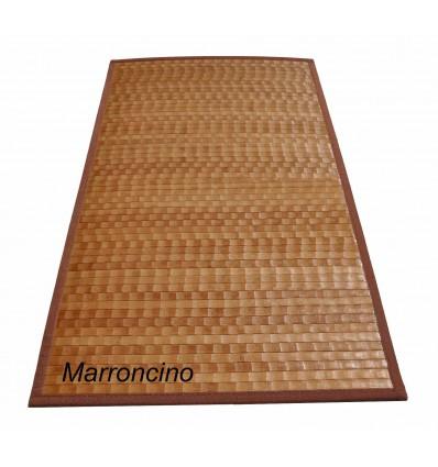 Hollow Bamboo rug cm 60x200