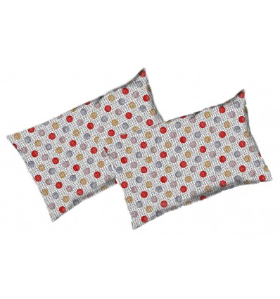 Queen Pepper SOTTO Pair of pillow cases bed pillow 50 x 80 cm