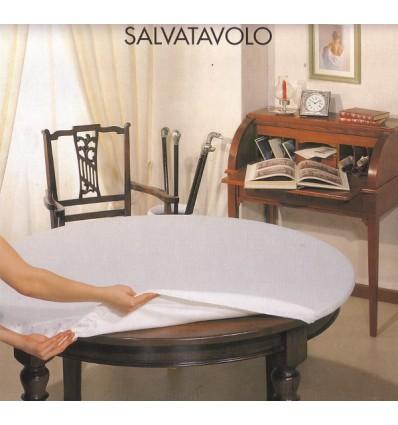 protection sous nappe cm 140 x 220 pour table ovale casa tessile. Black Bedroom Furniture Sets. Home Design Ideas