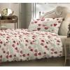 Cuori Love 155x200 cm single bed duvet cover