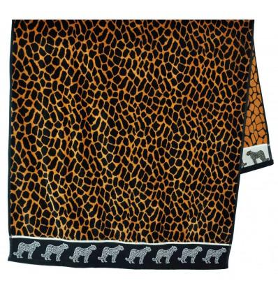 Ghepardo Africa Telo mare 90x170 cm.