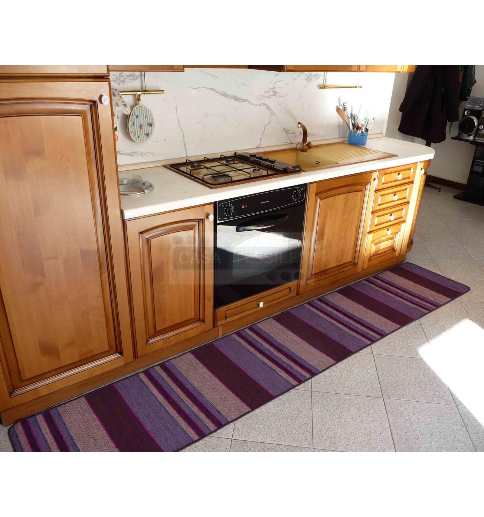 Lebandes tappeto corsia cm 53x240 casatessile for Passatoie ikea