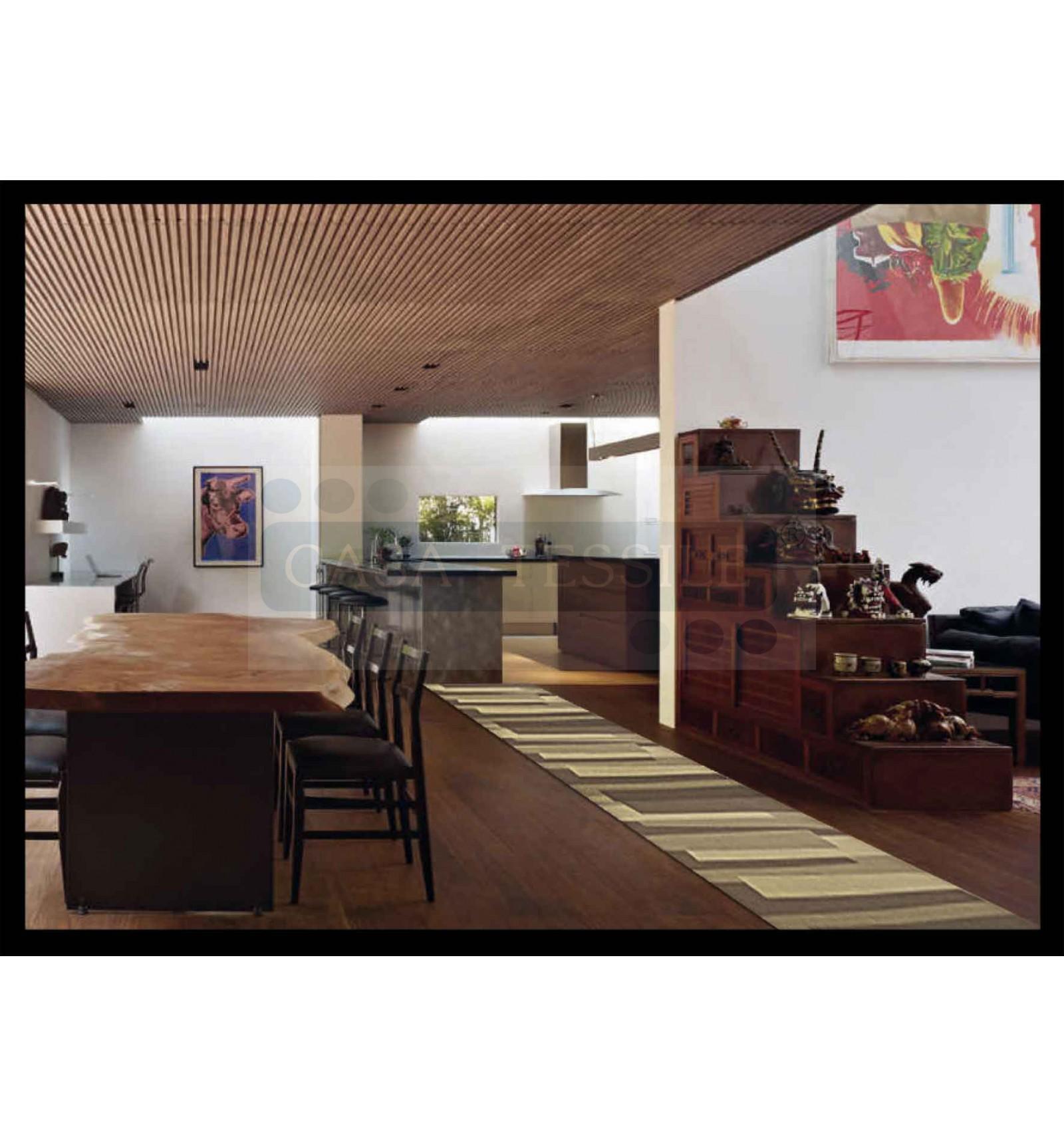 Listelli tappeto cucina largo 50 cm casatessile - Tappetino cucina ...