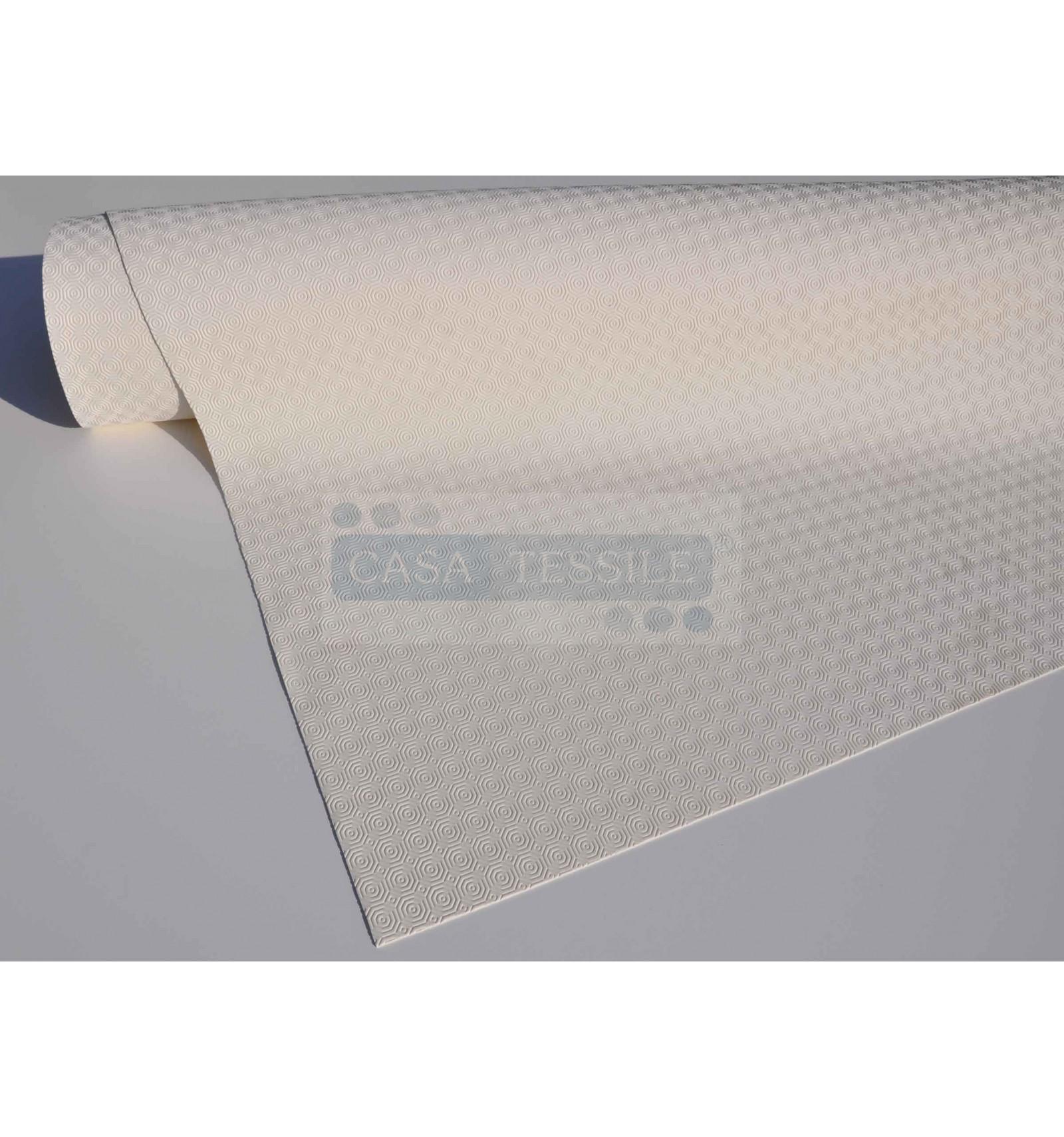 Proteggi tavolo mollettone in morbido pvc casa tessile - Mollettone per stirare sul tavolo ...