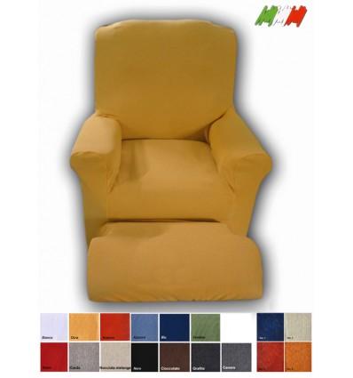 Relax rivestimento copri poltrona elettrica universale casa tessile - Copridivano relax ...