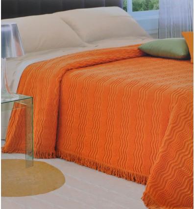 Slalom ciniglia single bedspread 170x260 cm