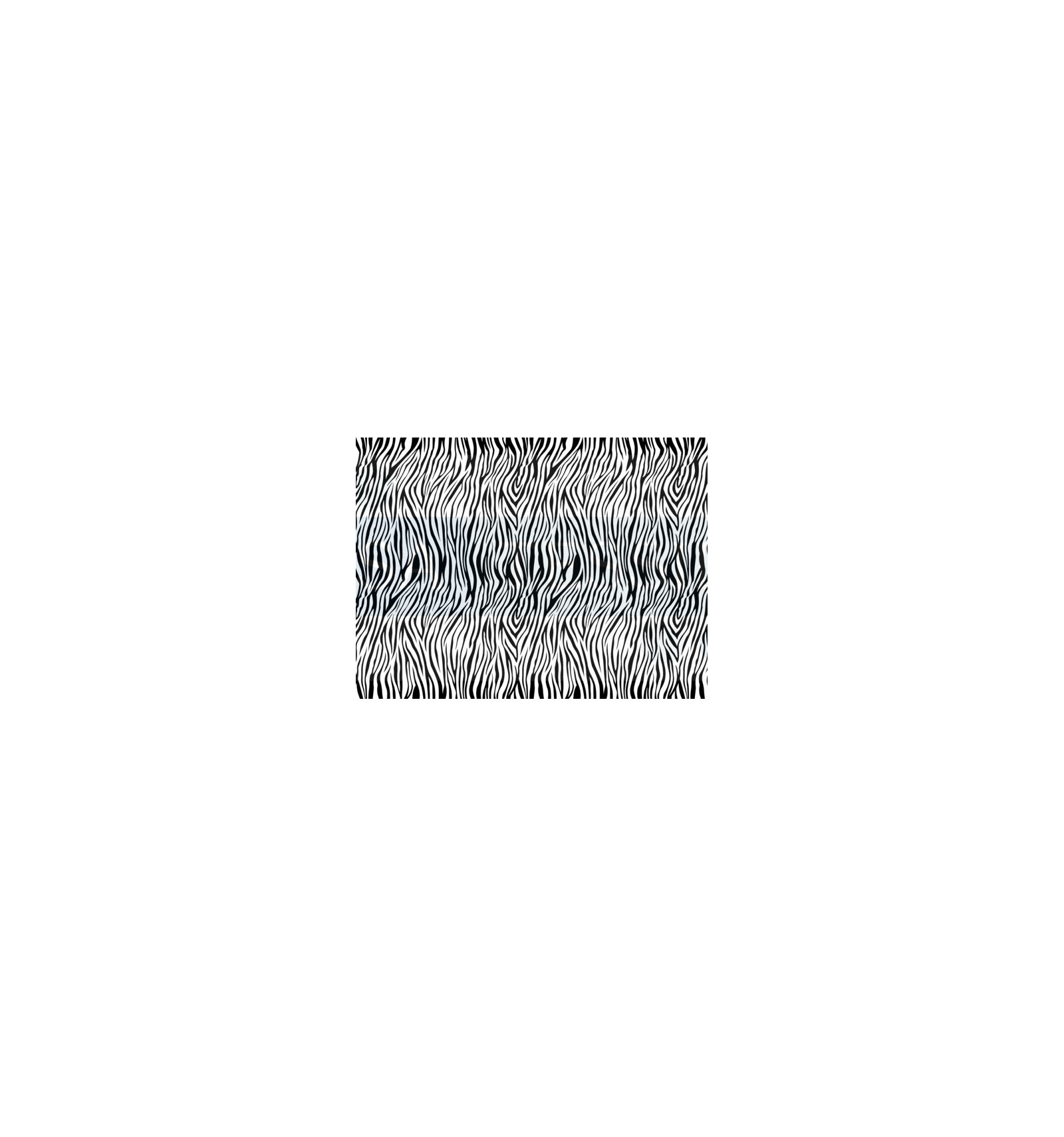 CASA TESSILE Zebrato Telo Mare Microfibra 95x175 cm