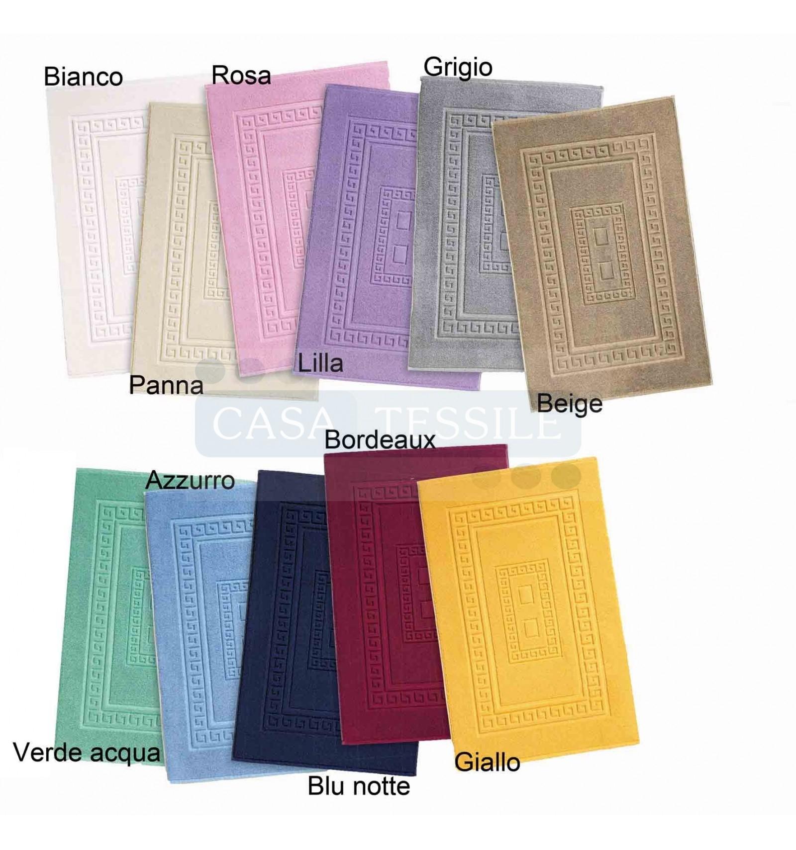 Torino tappeto bagno in spugna 60x180 cm ebay for Ebay torino arredamento