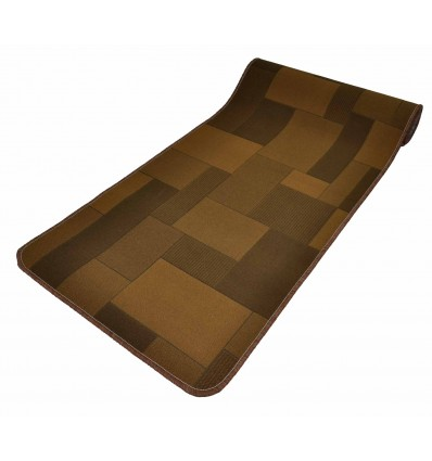 Quadri POINT 50 cm wide kitchen rug.