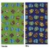 Pesci Vitamina 90x160 cm microfibre beach towel
