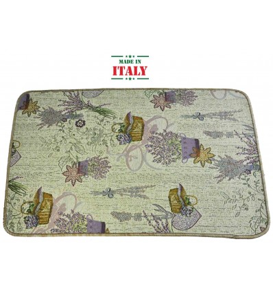 Lavanda gobelin non-slip rug off 52 cm. various sizes