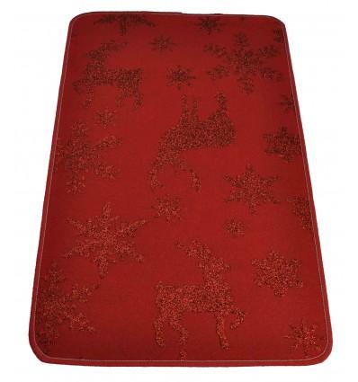 Renna 50 cm wide kitchen rug.